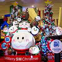 SMagicalChristmas SM Center Angono Thumbnail
