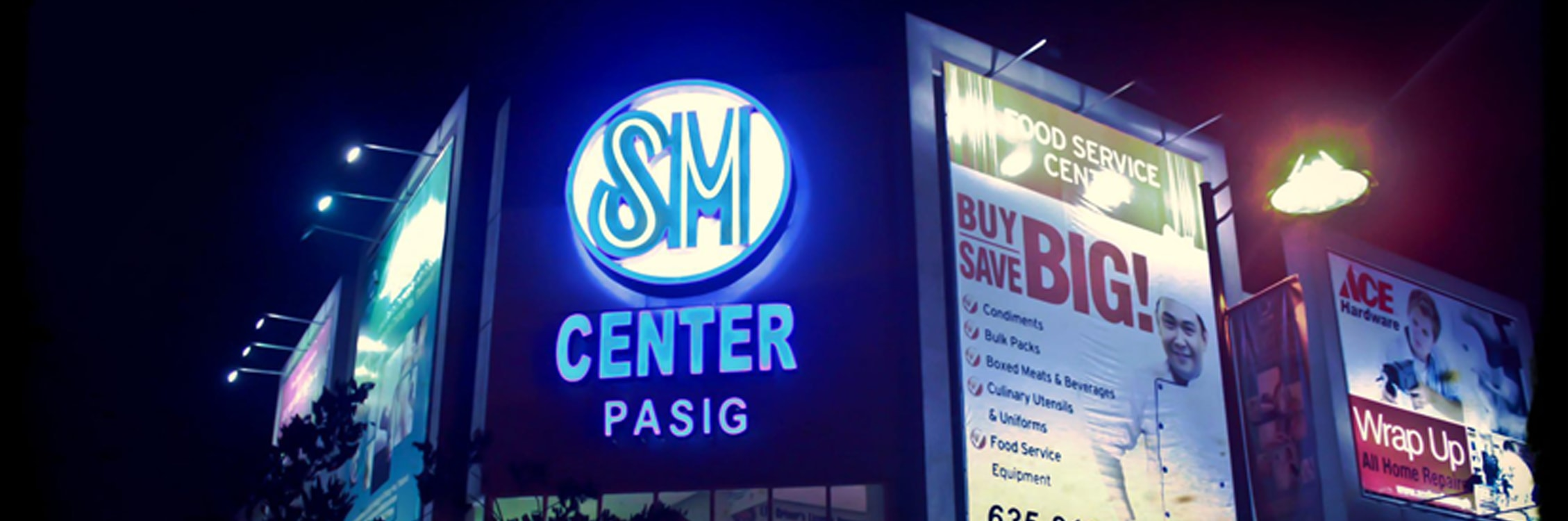 SM Center Pasig