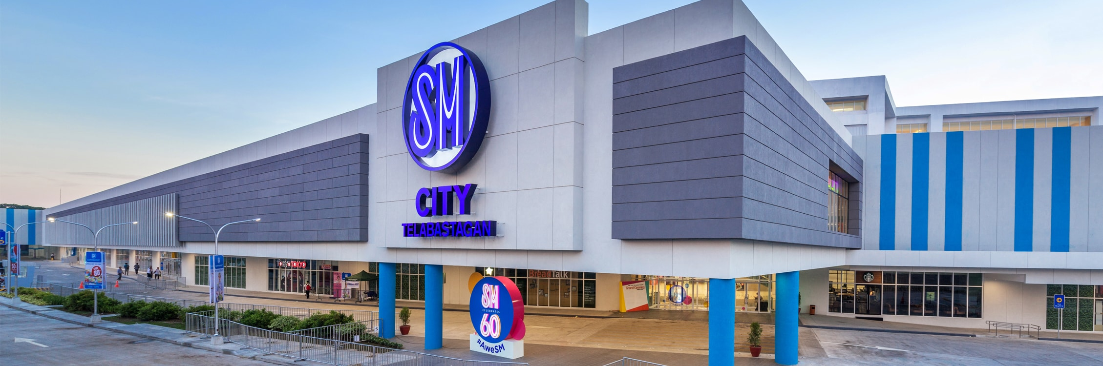 SM City Telabastagan