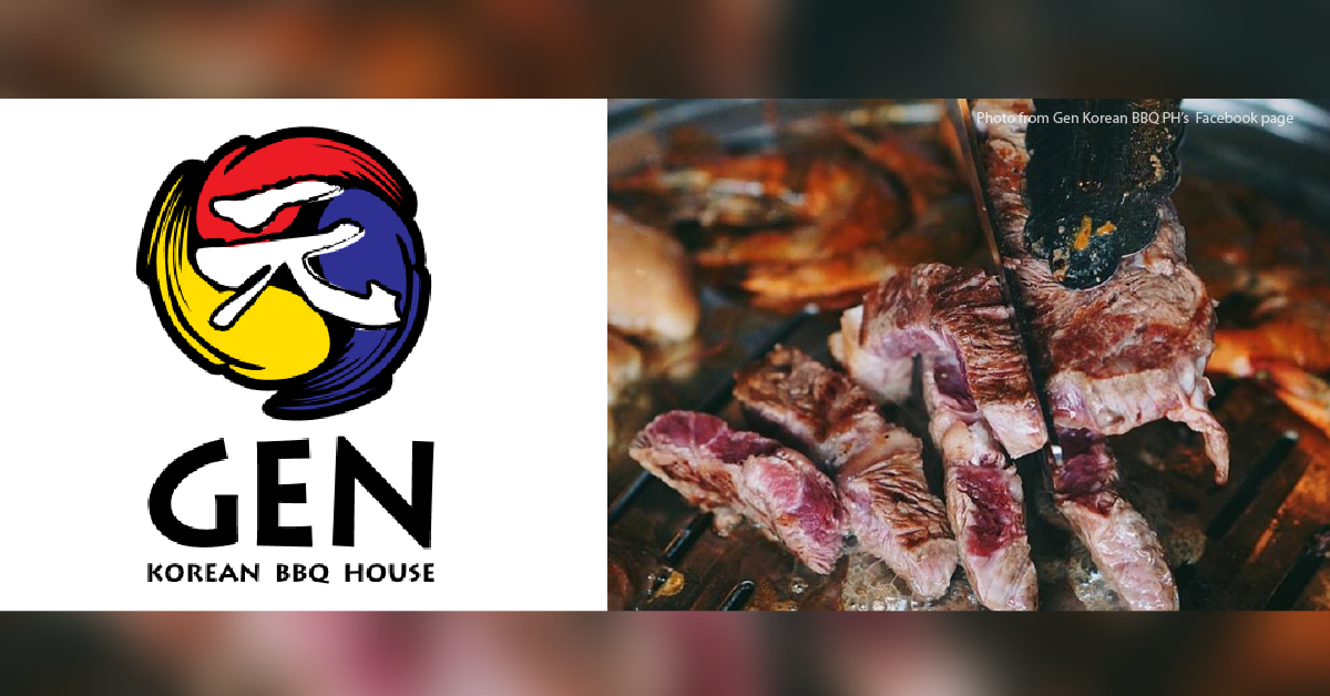 2. GEN KOREAN BBQ HOUSE