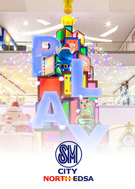 SMagicalChristmas SM City North EDSA Thumbnail