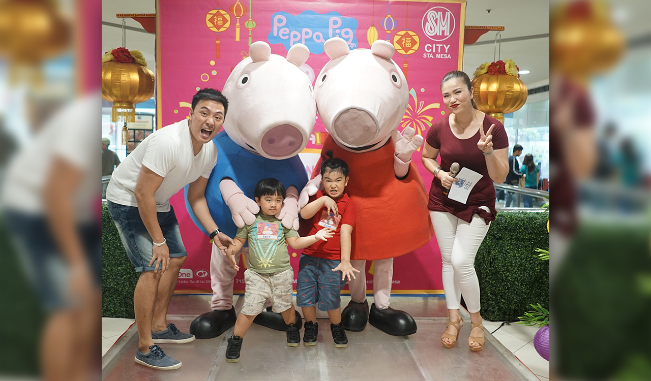 Feast on Fortune at SM with Peppa Pig - 13_-_PEPPA-PIG_SM-Sta-Mesa1