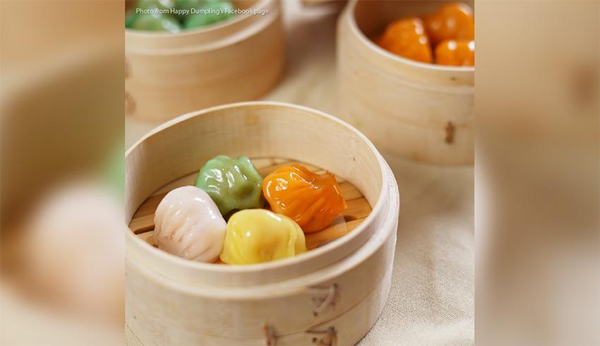5. Happy Dumplings
