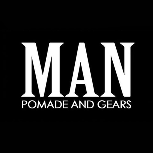 MAN POMADE AND GEARS