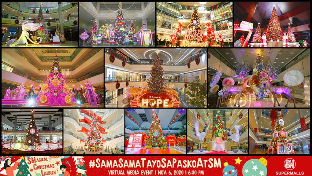 It's Christmas Time... at SM Supermalls!
