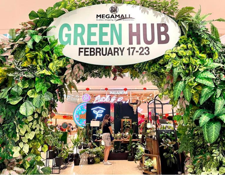 Mega Green Hub