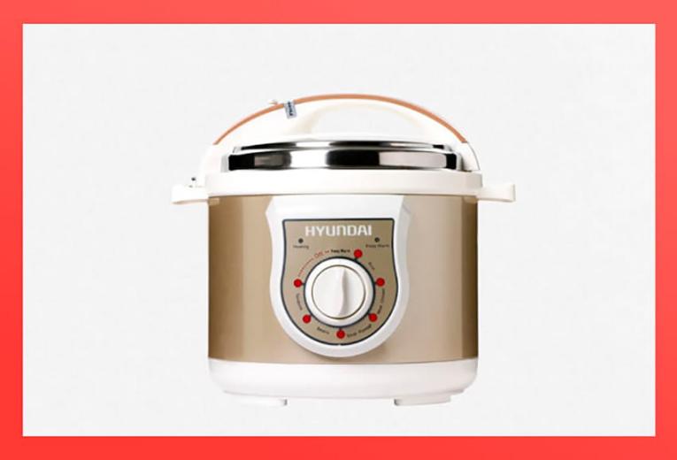 Hyundai, Hyundai Kitchen Appliances,  Hyundai Pressure Cooker 5.0L HPC-HY900M, Shop SM, SM Malls Online, The SM Store, SM , SM Supermalls, Kitchen Appliances
