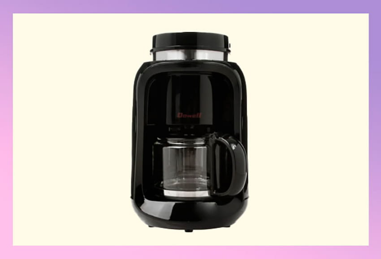 Dowell, Dowell Kitchen Appliances,  , Coffee Maker, Dowell 2-in-1 Grind and Brew Coffee Maker CM-2080G, Shop SM, SM Malls Online, The SM Store, SM, SM Supermalls, Kitchen Appliances