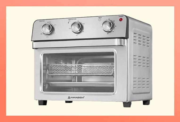 Hanabishi, Hanabishi Kitchen Appliances, Air Fryer, Hanabishi Air Fryer HAFEO 23SS, Shop SM, SM Malls Online, The SM Store, SM , SM Supermalls, Kitchen Appliances