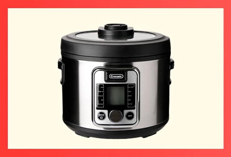 Crossett, Crossett Kitchen Appliances, Digital Multi Cooker, Crossett 12-in-1 Digital Multi Cooker CNMC-4CWH, Shop SM, SM Malls Online, The SM Store, SM , SM Supermalls, Kitchen Appliances