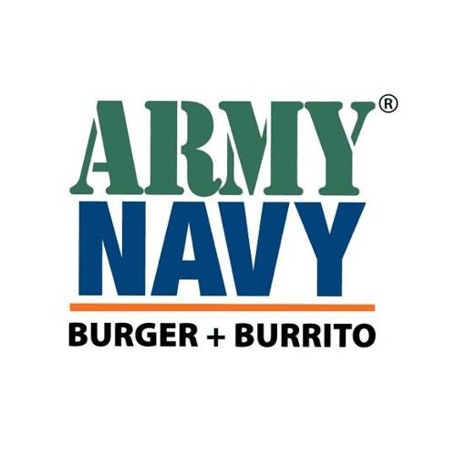 ARMY NAVY BURGER BURRITO