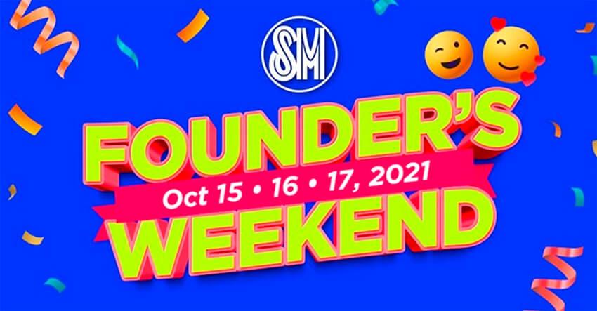 SM Supermalls Founder's Weekend